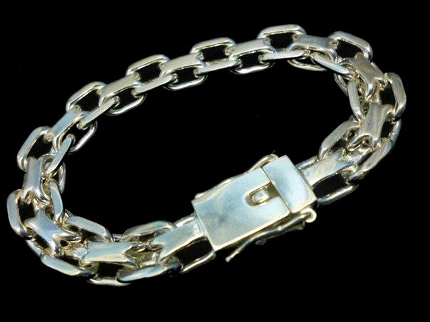 Мужские браслеты из серебра новые. бу Одежда, аксессуары Вся Украина