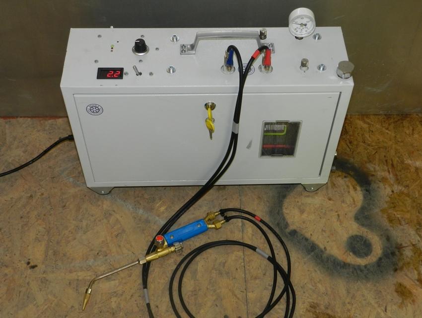 Электролизная сварочный аппарат своими руками