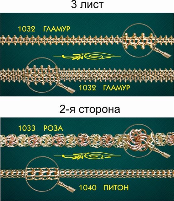 все виды плетения шариковое цепей список оценивших Показать