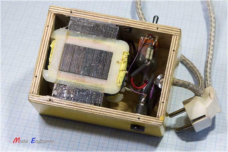 Изготовление внешнего размагничивающего устройства для